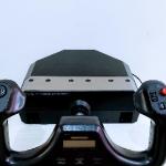 Logitech Flight Yoke System+pedal Simulador De Voo Completo oferta Simuladores