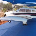 1980 Embraer Corisco Aspirado oferta Monomotor Pistão