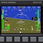 EFIS D10A Dynom Avionics oferta Aviônicos