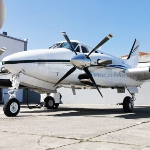 Beechcraft King Air C90B – Ano 1999 – 2900 H.T. oferta Turbo Hélice