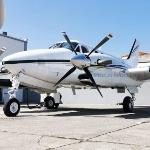 Beechcraft King Air C90B – Ano 1999 – 2900 H.T.  |  Turbo Hélice