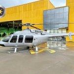 Helicóptero Turbina Bell 407 – Ano 1997 – 2458 H.T. oferta Helicóptero Turbina