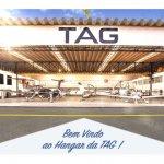 HANGAR TAG - AEROPORTO CAMPO DE MARTE oferta Hangar, Atendimento