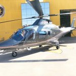 Agusta Westland A109 Power – Ano 2006 – 1890 H.T.     Helicóptero Turbina