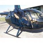 ROBINSON R66 TURBINE – ANO 2013 – 640 H.T.     Helicóptero Turbina