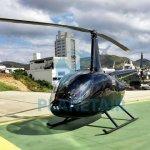 ROBINSON R66 TURBINE – ANO 2013 – 1.160 H.T.     Helicóptero Turbina