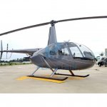 ROBINSON R44 RAVEN II – ANO 2010 – 1.340 H.T. oferta Helicóptero Pistão
