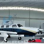 PIPER AIRCRAFT MATRIX PA-46R-350T – ANO 2013 – 470 H.T.     Monomotor Pistão