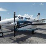 BEECHCRAFT KING AIR C90B – ANO 1998 – 4.386 H.T. oferta Turbo Hélice