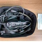 Headset Bose A20 oferta Headsets