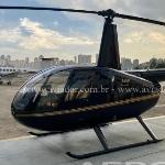 Robinson Helicopter R44 Raven II – Ano 2011 – 1360 H.T - AV5321 oferta Helicóptero Pistão