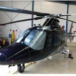 1990 Helicóptero AgustaWestland AW-109C oferta Helicóptero Turbina