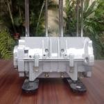 Carcaça De Motor 503 Rotax, Motor Rotax 503  mod novo oferta Componentes