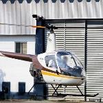 Helicóptero Robinson R22 ALPHA – Ano 1984 – 5000 H.T. - AV5328 oferta Helicóptero Pistão