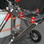 Trike, estrutura em inóx AISI-304 POLIDO oferta Trike