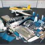 Kits de aeronaves para montagem  |  Experimental