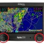 KNOBS G1000 G900X G3X oferta Aviônicos