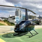 Robinson R66 Turbine – Ano 2013 – 1.160 H.T. oferta Helicóptero Turbina
