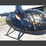 Robinson R66 Turbine – Ano 2013 – 640 H.T. oferta Helicóptero Turbina