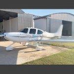 Cirrus Aircraft SR22 – Ano 2011 – 2.625 horas totais     Monomotor Pistão