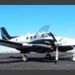 Beechcraft King Air C90 – Ano 1980 – 15.895 H.T. oferta Turbo Hélice